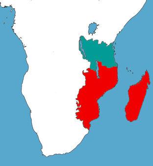Africa post Bantu-Satavahana War