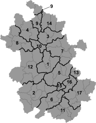 Han Western Provinces