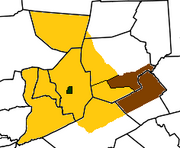 Susquehanna Counties