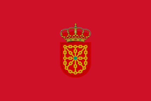File:Flag of Navarre.png