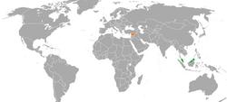 North-Syria malaysia