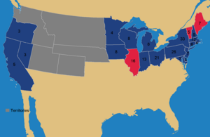 US Elections 1868