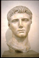 Augustus Arles Bust