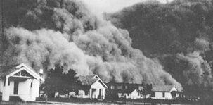McLean Dust Bowl (1935)