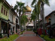 SDP Masjid Sultan (VegWorld)