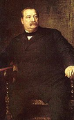 Grover Cleveland 1