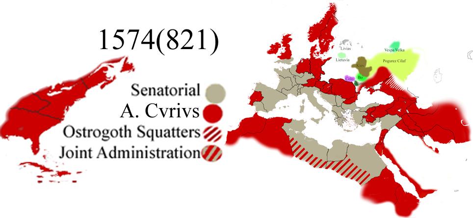 Empire 1574(821)
