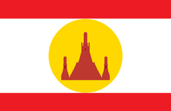 Flag of South Thailand