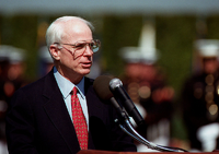 President McCain Pentagon 1997