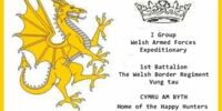 The Welsh Army in Vietnam (Welsh History Post Glyndwr)