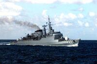 Niteroi-class Frigate