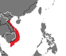 Location of Vietnam (Nuclear Apocalypse)