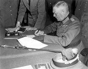 Wilhelm Keitel Kapitulation
