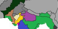 Third Treaty of Delhi (Principia Moderni III Map Game)