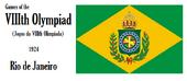 Rio, 1924 Summer Olympics (Alternity)
