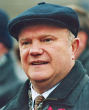 Gennady Zyuganov Cropped