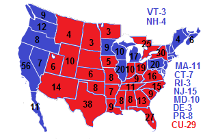 2012 Election NW