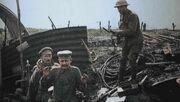 WWI surrender