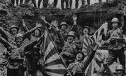 Japanese soldiers at Soviet bunker near Vladivostok (MGS)