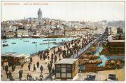 Constantinople 1880s