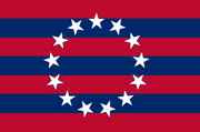 States of America Arkansas Flag