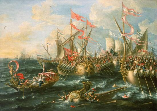 Castro Battle of Actium