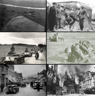 Invasion of Czechoslovakia (WFAC)