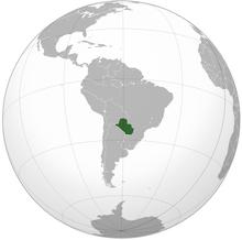 Paraguay (Parallel Brazil)