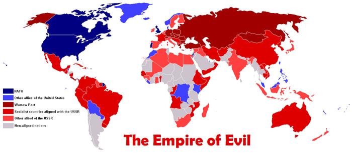 Empire of Evil (Map Contest)