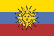 Boldream Uruguay Flag