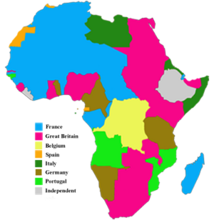 ColonialAfrica 1914