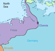 Elsevia Map