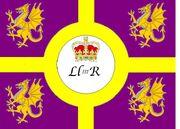 Kings Royal Armed Forces Ensign
