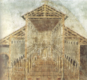 Old St Peter's Basilica