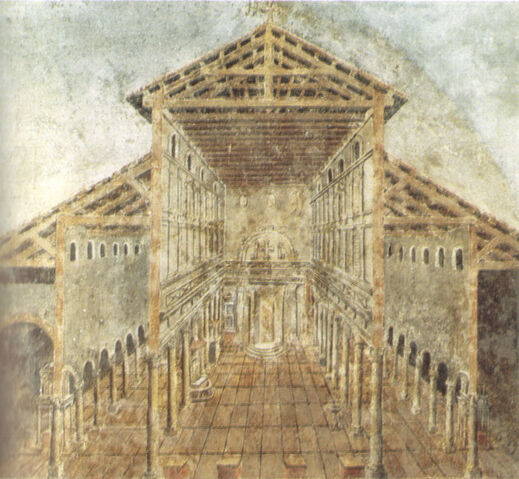 File:Old St Peter's Basilica.jpg