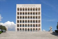 Palazzo della civiltà del lavoro (EUR, Rome) (5904657870)