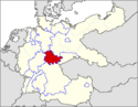 CV Map of Thuringia 1991-present