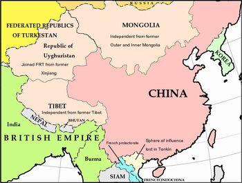 China-losses great war words