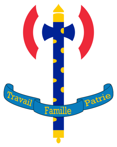 File:Coat of Arms of the French State.png