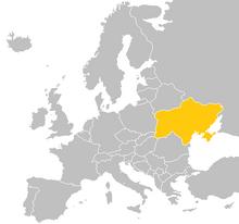 Location of Ukraine (The Big Mistake)
