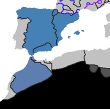 Spanish Confederation Proper