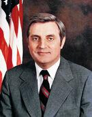 U.S Vice-President Walter Mondale