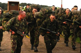 British-army-training