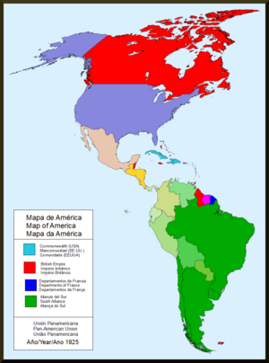 America 1925