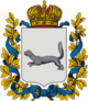 Coat of Arms of Ufa gubernia (Russian empire)