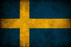 Old Swedish Flag