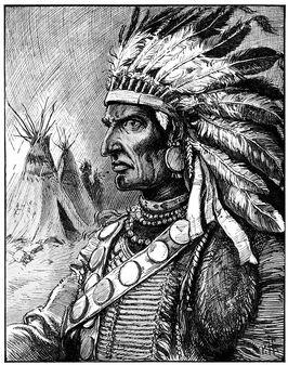 Native American Leader 3
