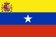 Flag Chile Intendancy