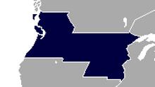 Location of Missouri (Imperishable Morning)
