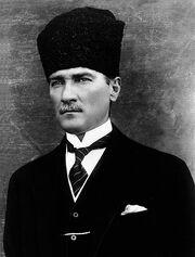 Ataturk mustafa kemal pasha